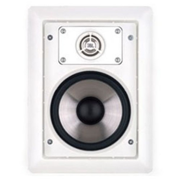 "Leviton 6.5"" IN-WALL SPEAKER PAIR PREMIUM, 80WATTS @ 8OHMS ARCHITECTURAL EDITION BY JBL"