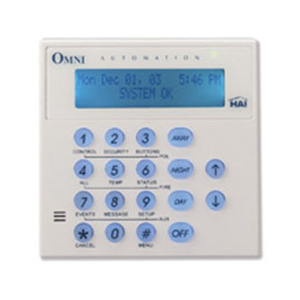 Leviton OMNI CONSOLE KEYPAD - SURFACE MOUNT FOR OMNI CONTROLLER