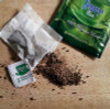 Our tea bags are made from 100% Pure Guava Leaves - fresh natural young guava leaves are picked, washed and dried, then crushed and grinded followed by a roasting process. Each tea bag is sealed in foil to ensure maximum goodness.