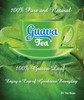 Enjoy the smooth refreshing taste of guava tea, made from pure and natural guava leaves. Guava leaves are full of antioxidants, anti-inflammatory agents, antibacterials and contains beneficial tannins. Drinking guava tea may be beneficial for people with diabetes, weight loss, lowering cholesterol, digestive and cardiovascular health, in conjunction with a balanced diet and regular exercise.
