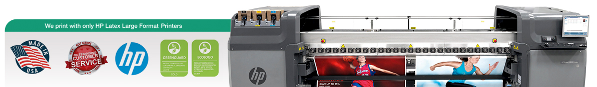 Our Printing Methods