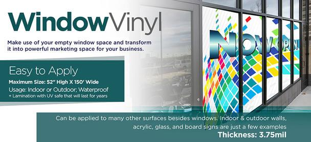 Window Vinyl