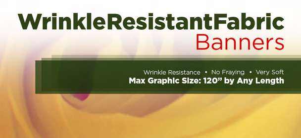 Wrinkle Resistant Fabric
