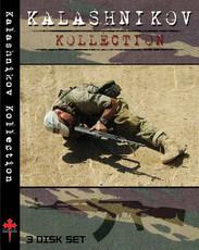 KALASHNIKOV KOLLECTION - 3 DVD SET