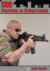 CQB - FIGHTING IN STRUCTURES - DVD