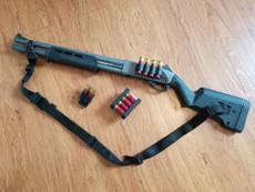 RAIDER PACKAGE ON YOUR REMINGTON 870 12 GAUGE SHOTGUN