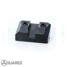 SUAREZ STANDARD HEIGHT - BLACK REAR - FOR GLOCK 42/43