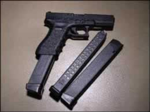 Glock 18 33rnd 9mm Happy Stick Magazine
