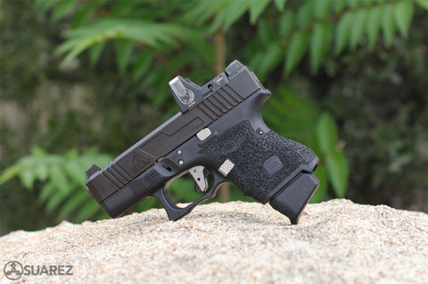 GUTTERSNIPE PACKAGE ON YOUR GLOCK 26