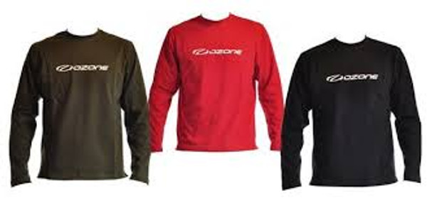 Ozone Logo Classic Long Sleeve T-Shirt