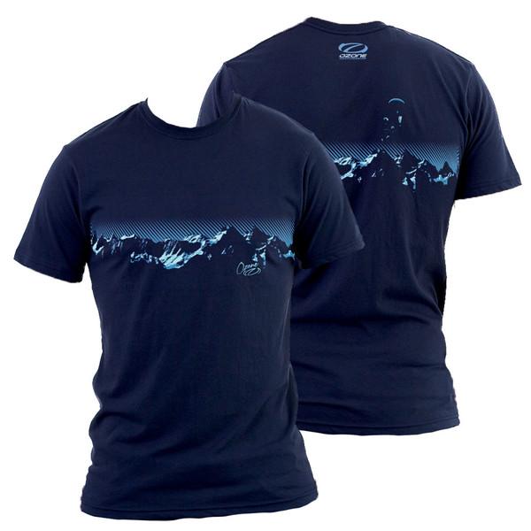 Ozone Blue Mountain T-Shirt