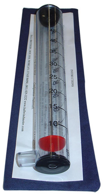 Hall Wind Meter