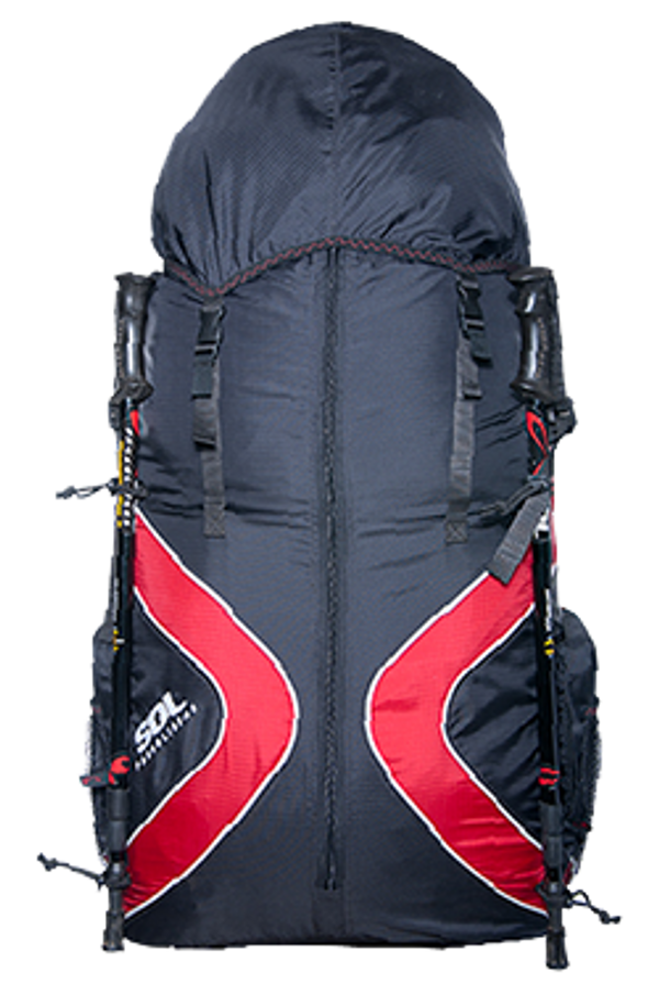 SOL Hike & Fly Reversible Harness