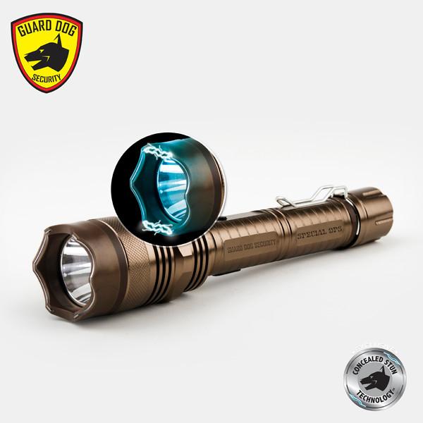 Guard Dog Special Ops Flash Light Stun Gun