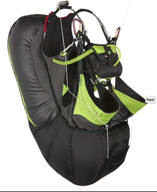 With Airbag/Backpack