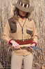 Women's Artemis - Butterscotch Bold Check