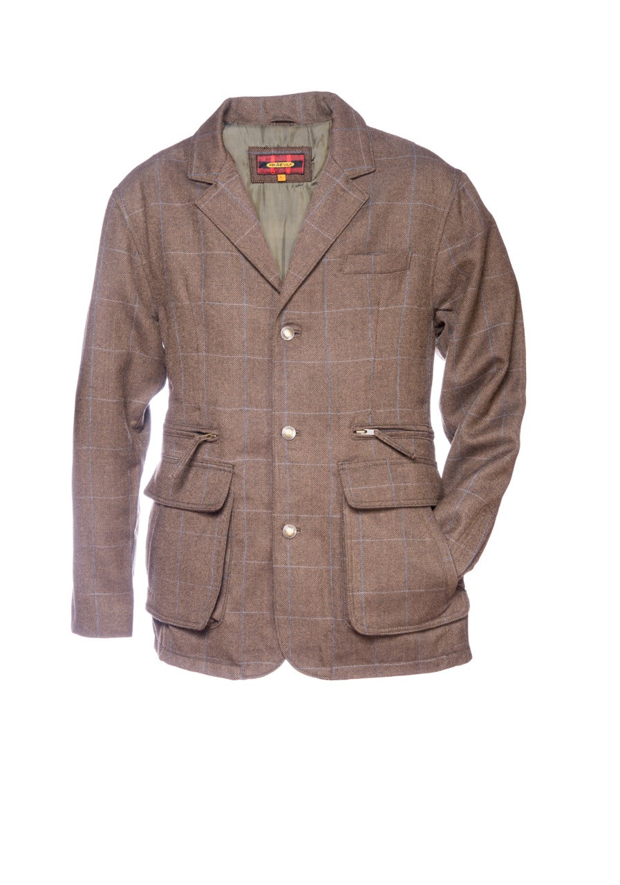Exventurer Tweed Sports Jacket