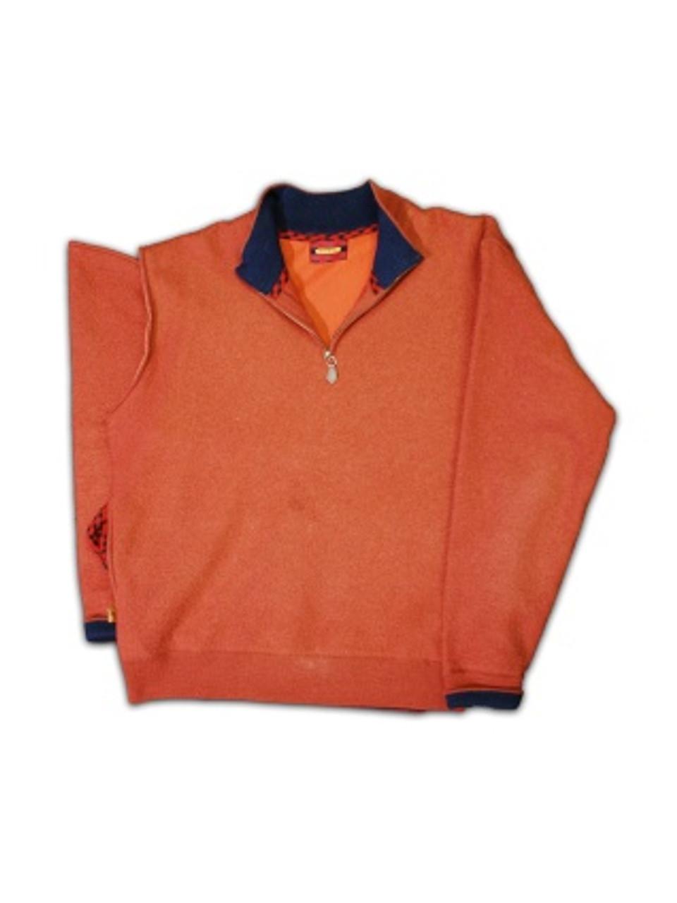 AvieMoor Sweater- Rust - 30% OFF