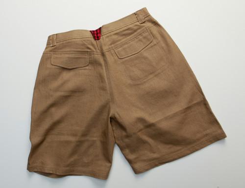 Halyard Shorts Husk/Khaki