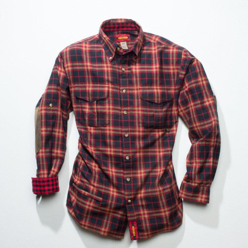 Paddock - Black & Tan Crimson Estate Plaid - 25% OFF