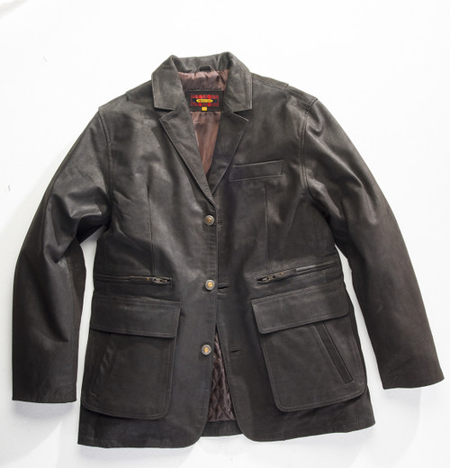 Exventurer Waxed Buffalo Sports Jacket