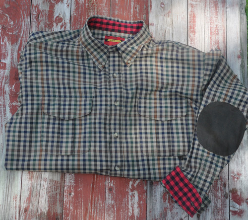 Paddock - Deep Tan, Navy, Green, Bold Check, Bronze Window Pane - 25% OFF