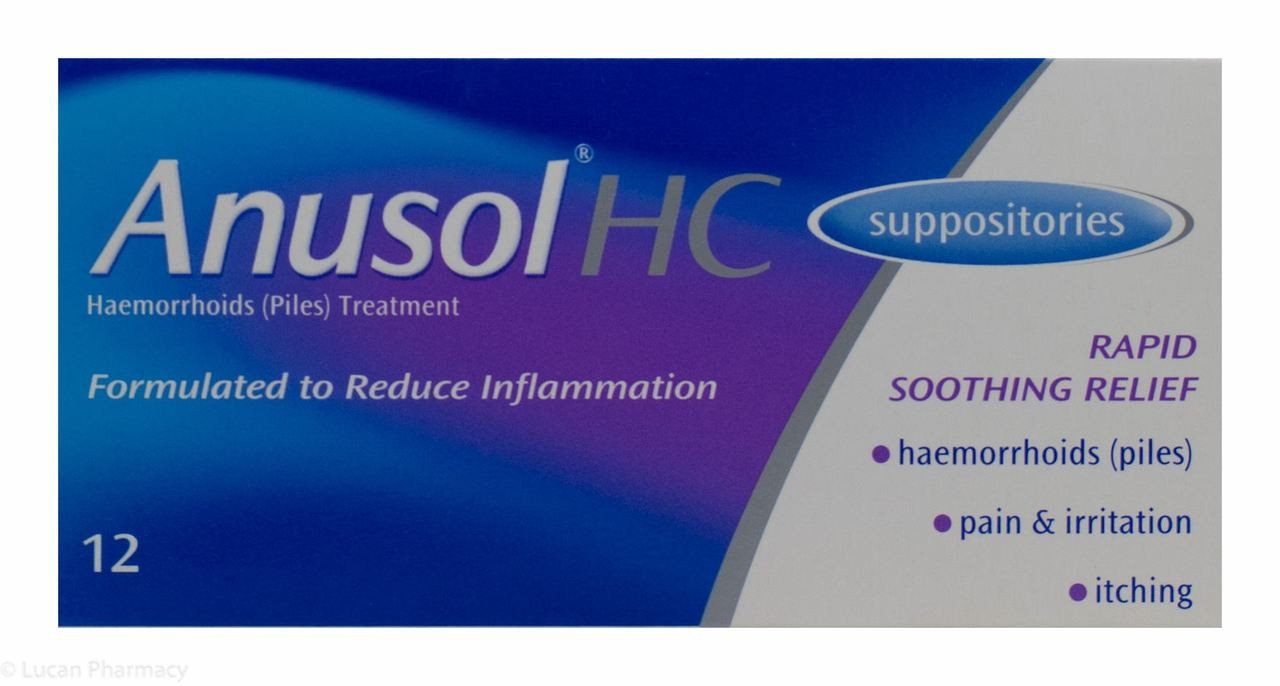 We use the drug Anuzol (candles): instructions and indications for use 83