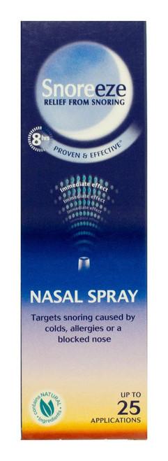 Snoreeze Snoring Relief Nasal Spray - 10ml