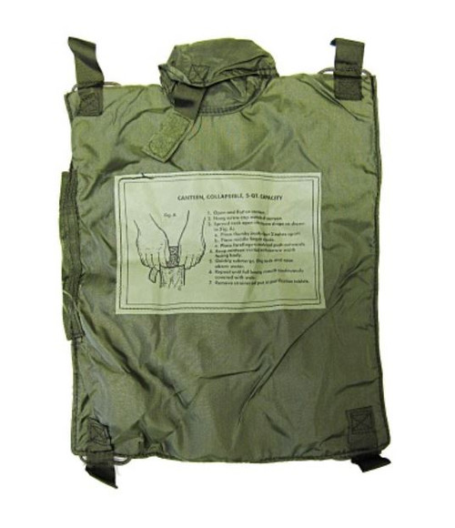 5qt Collapsible Water Canteen