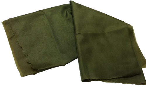 OD Green Parachute Material by the running yard