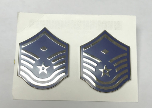 Air Force Insignia Master Sergeant with First Sergeant Designation