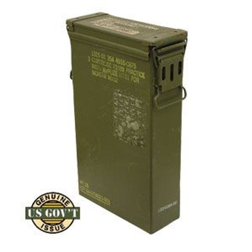 Ammo Box- 81mm Can