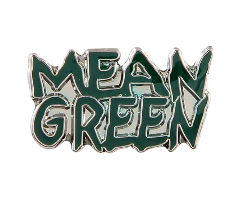 Mean Green Lapel Pin