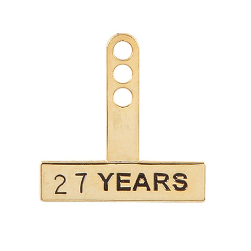 Year of Tab - 27 Year