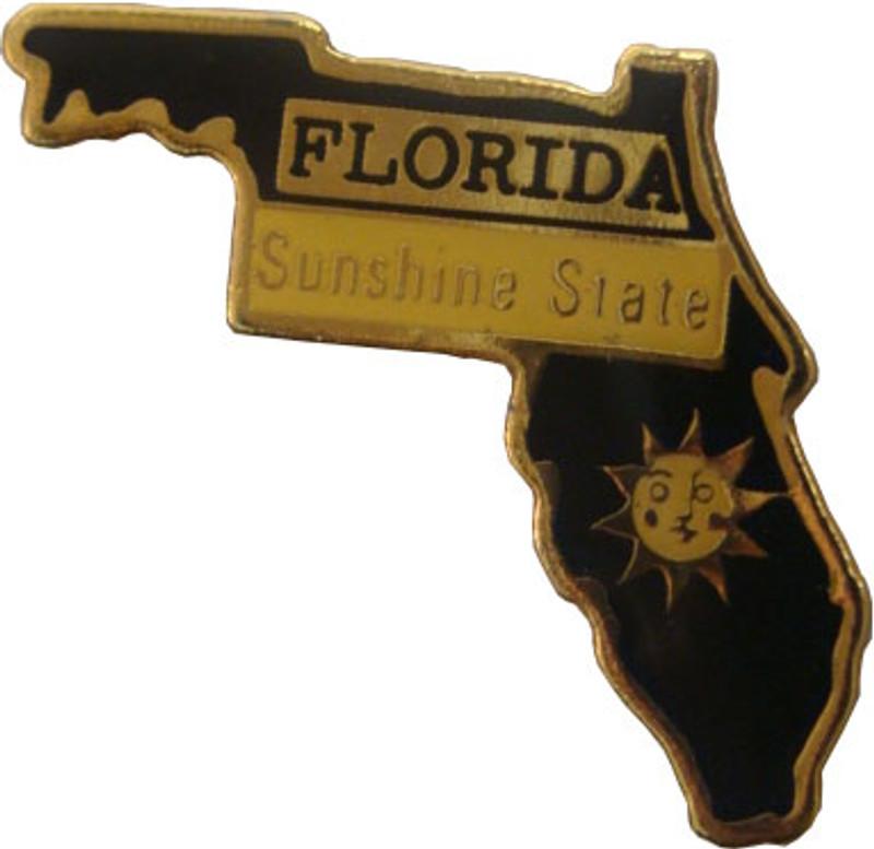 Florida State Lapel Pin