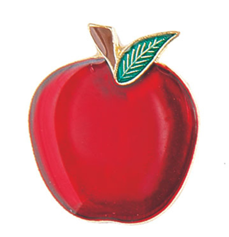 Apple Lapel Pin