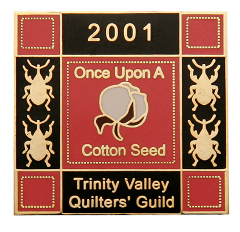 Trinity Valley Quilters' Guild 2001