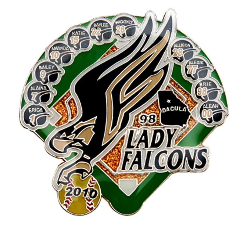 Dacula Lady Falcons 12U Softball 2010