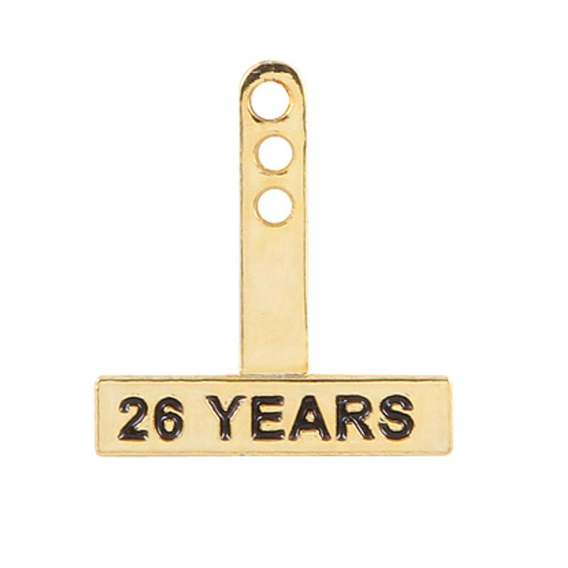 Year of Tab - 26 Year
