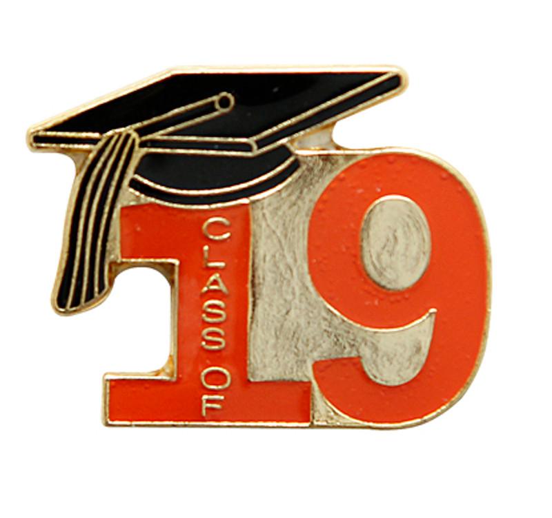 Class of '19 Orange