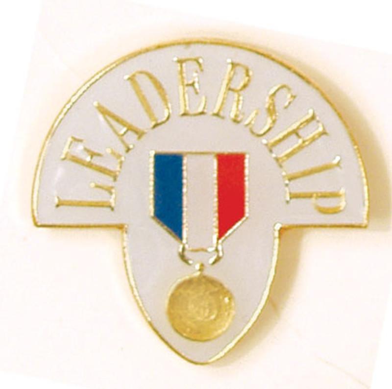 Leadership Lapel Pin