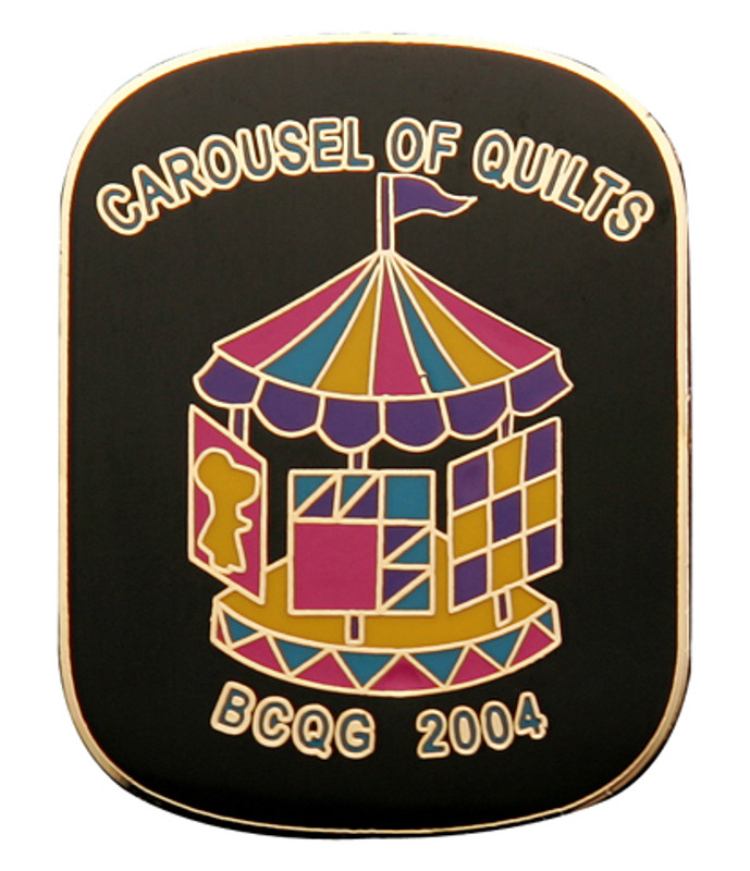 Carousel Of Quilts BCQG 2004