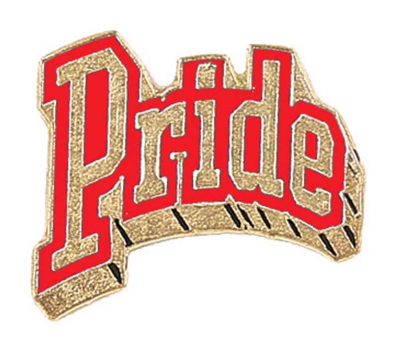 Pride (Red) Lapel Pin