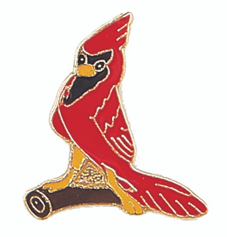 Cardinal Lapel PIn