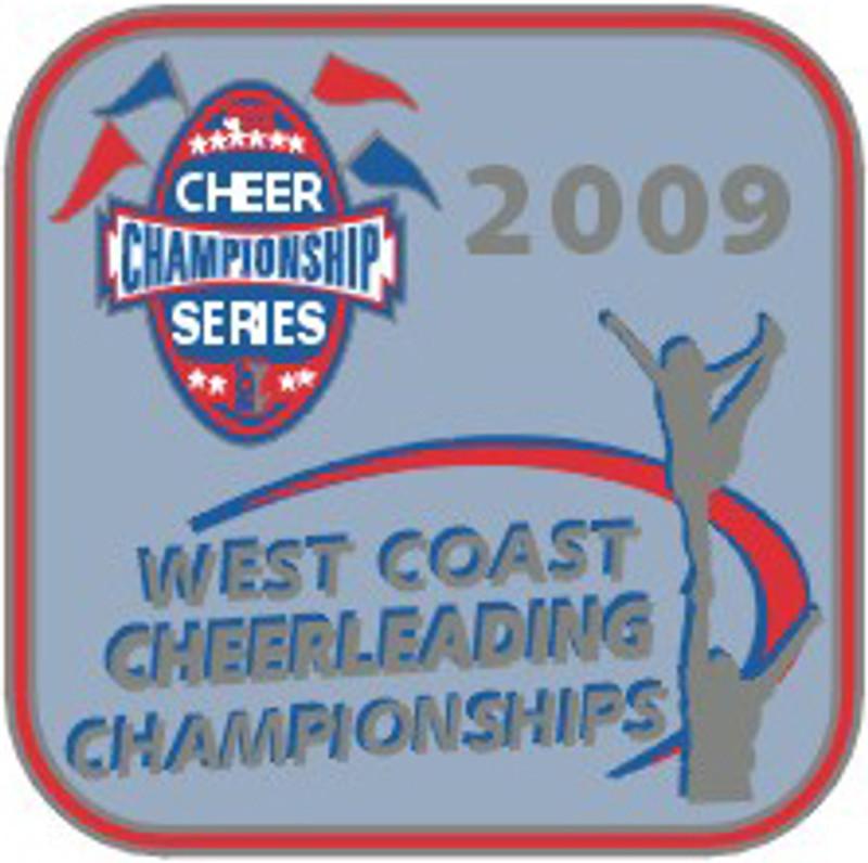 IMPACT West Coast 2009 Cheerleading Championships