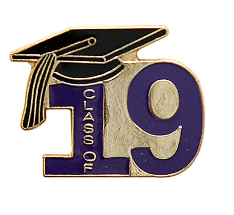 Class of '19 Purple