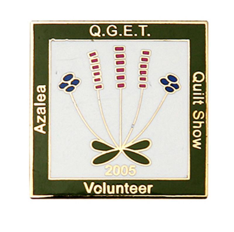 Azalea Quilt Show 2005 Volunteer