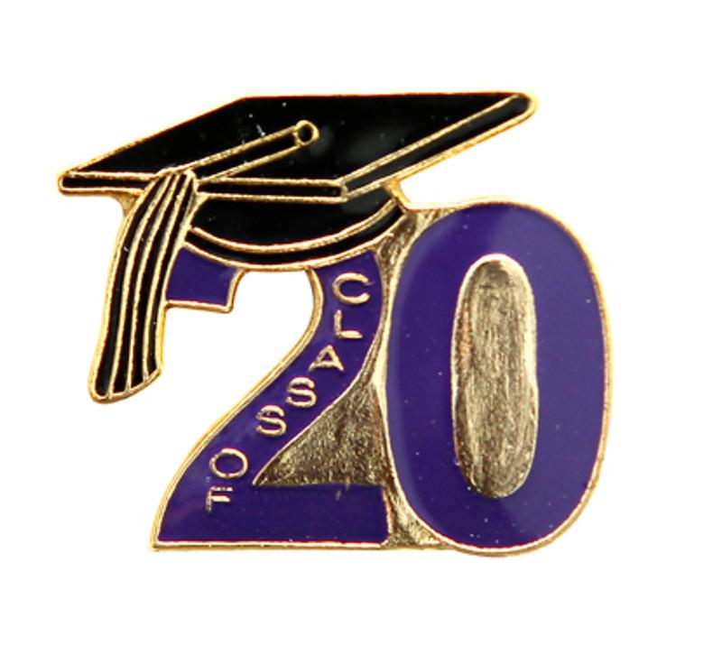 Class of '20 Purple