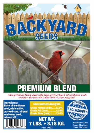 Backyard Seeds logo