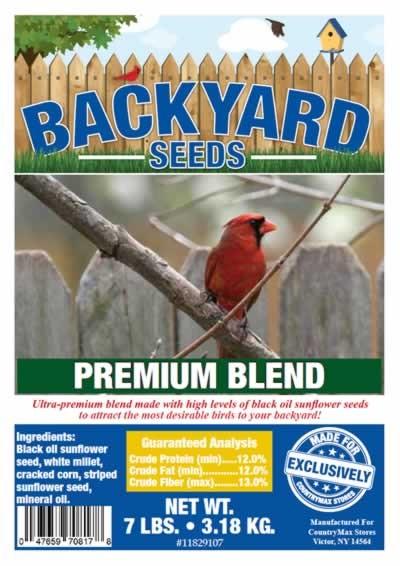 Backyard Seeds logo